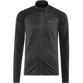 Craft M's Urban Run Fuseknit Jacket Black